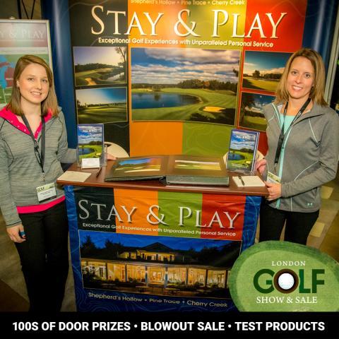 Golf Show & Sale Exhibitors