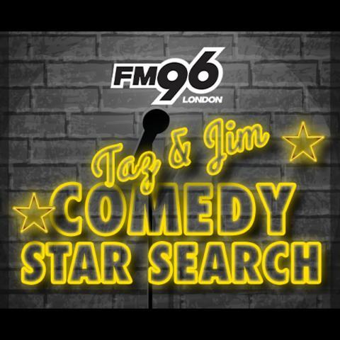 Taz & Jim Comedy Star Search - Amateur Nights at Yuk Yuks