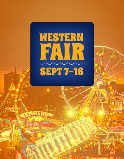 Buy Tickets - Western Fair