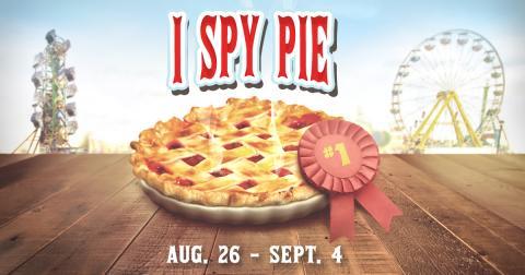 I Spy Pie