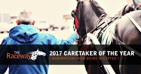 Raceway Caretaker of the year