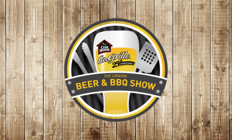 London Beer and BBQ Logo