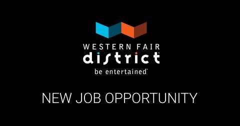 Agriculture Manager Please Submit Your Cover Letter And Resume By Monday  April 23, 2018 @ 3:00pm! Western Fair District Is A Not For Profit  Agricultural ...