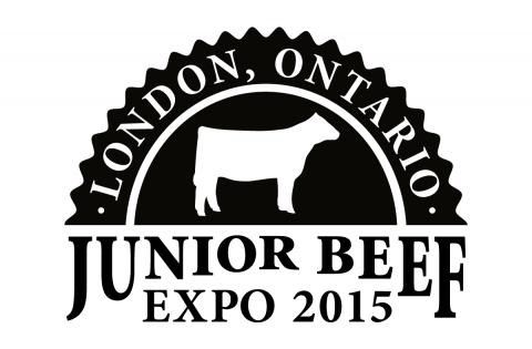 2015 Jr. Beef Expo Logo