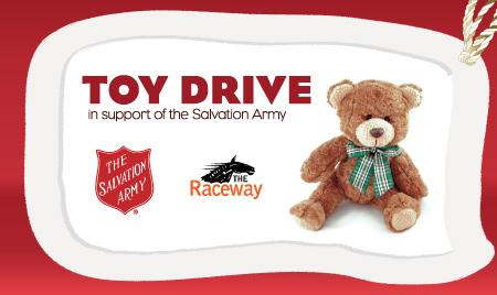 2014 Salvation Army Toy Drive