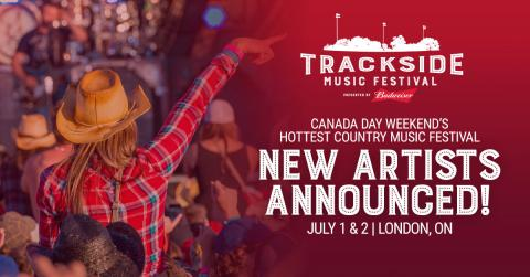 Trackside New Artists
