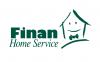Finan Home Service Logo