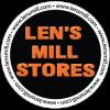 Len's Mill Stores Logo
