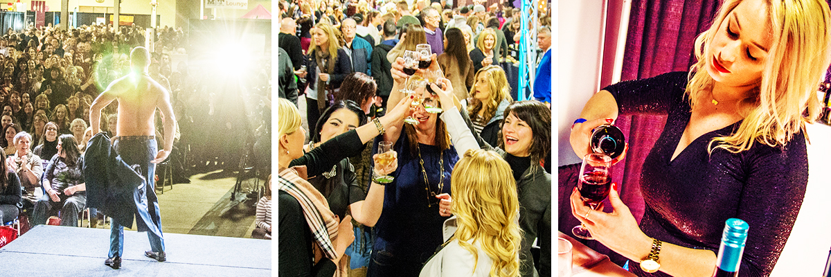 Friday Wine & Food Show