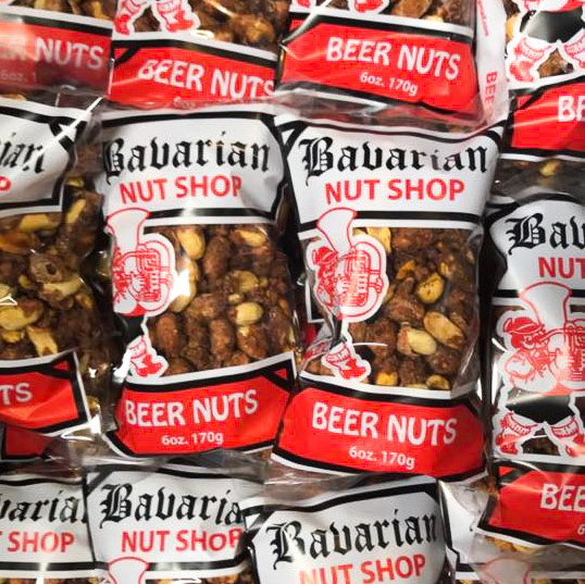 Bavarian Beer Nuts