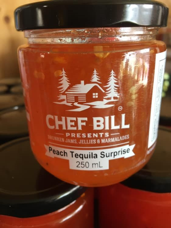 Chef Bill Jams