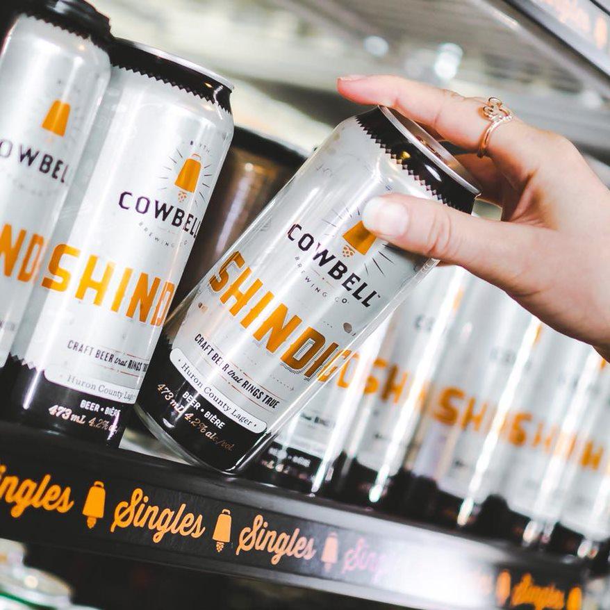 Cowbell Beer