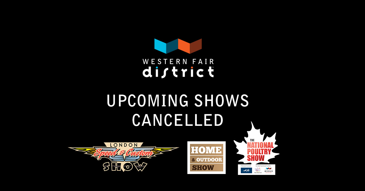 COVID-19 Cancelled Events