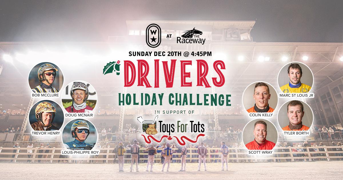Drivers Holiday Challenge