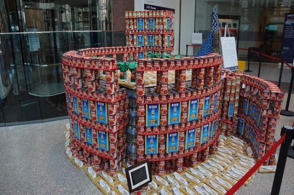 Food Bank Castle