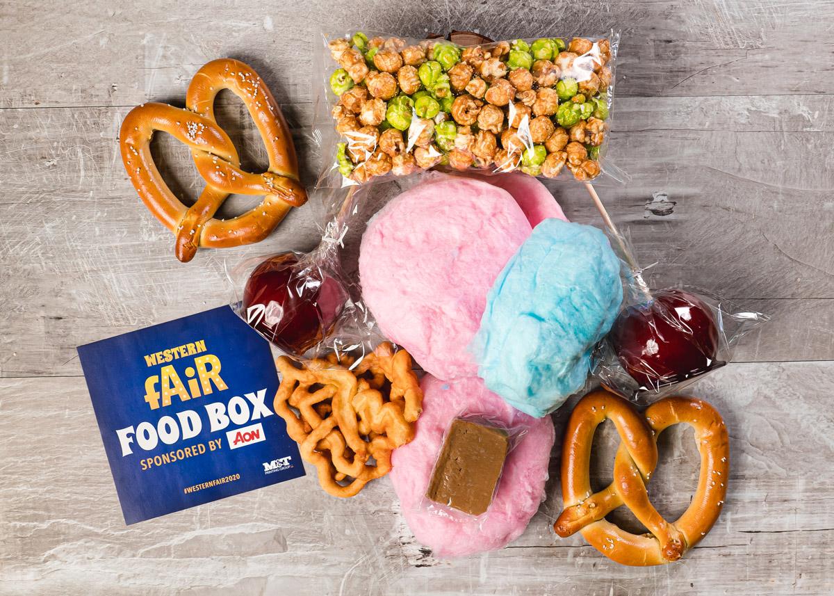 Fair Food Box - Small