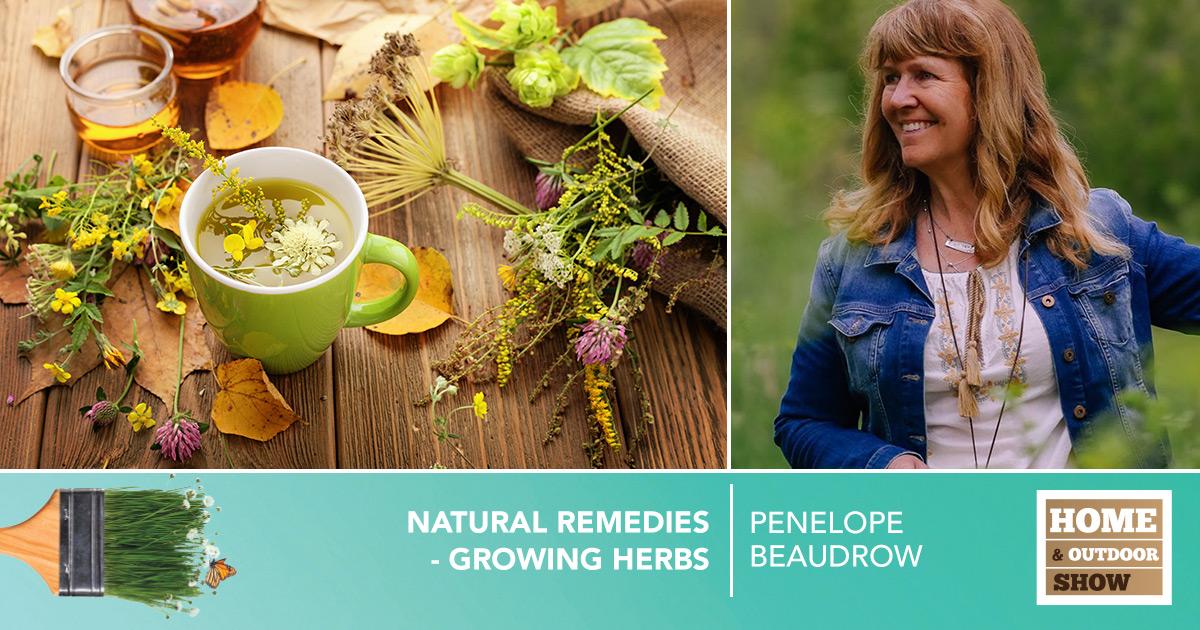 NATURAL REMEDIES - GROWING HERBS