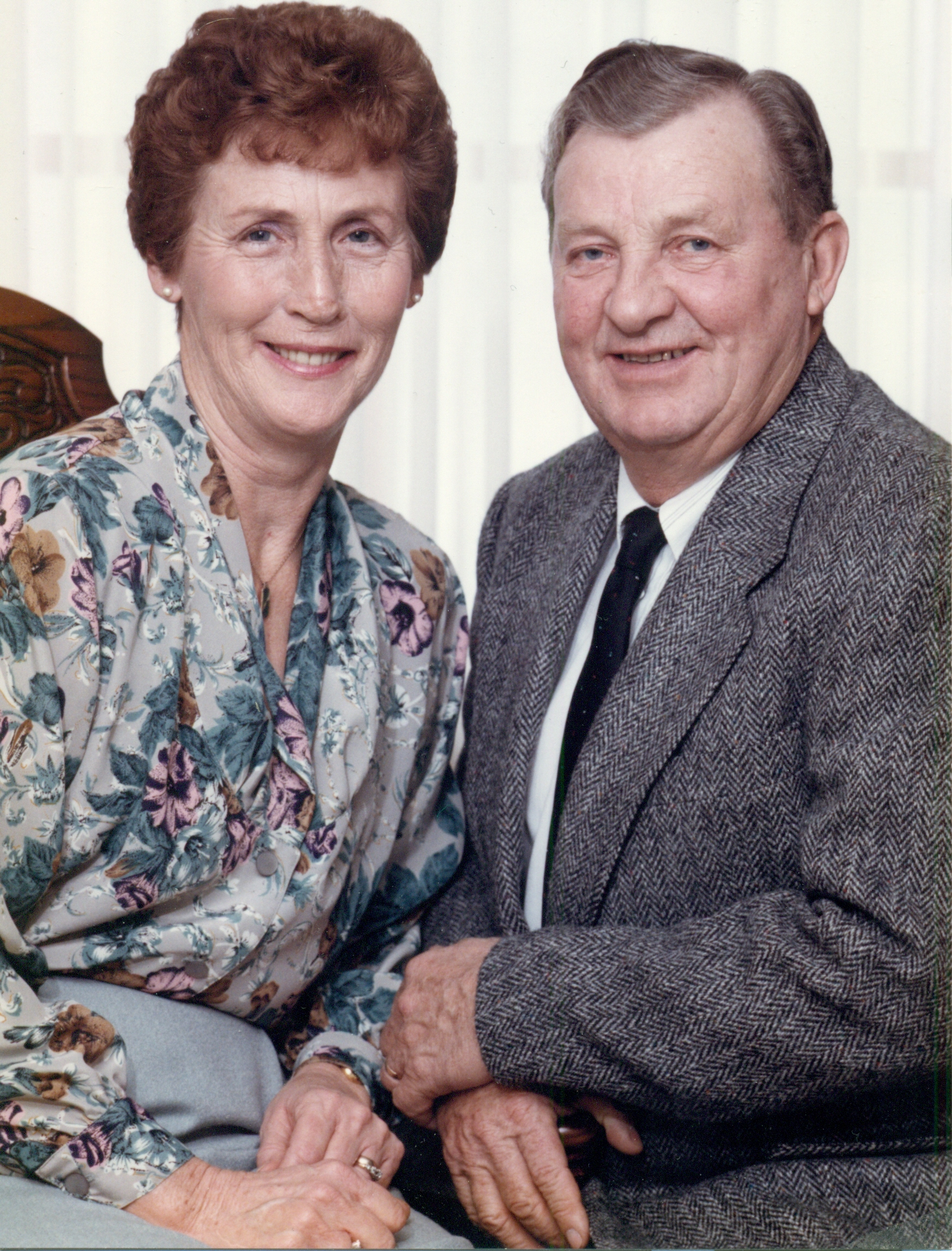 Jack and Bea Phillips
