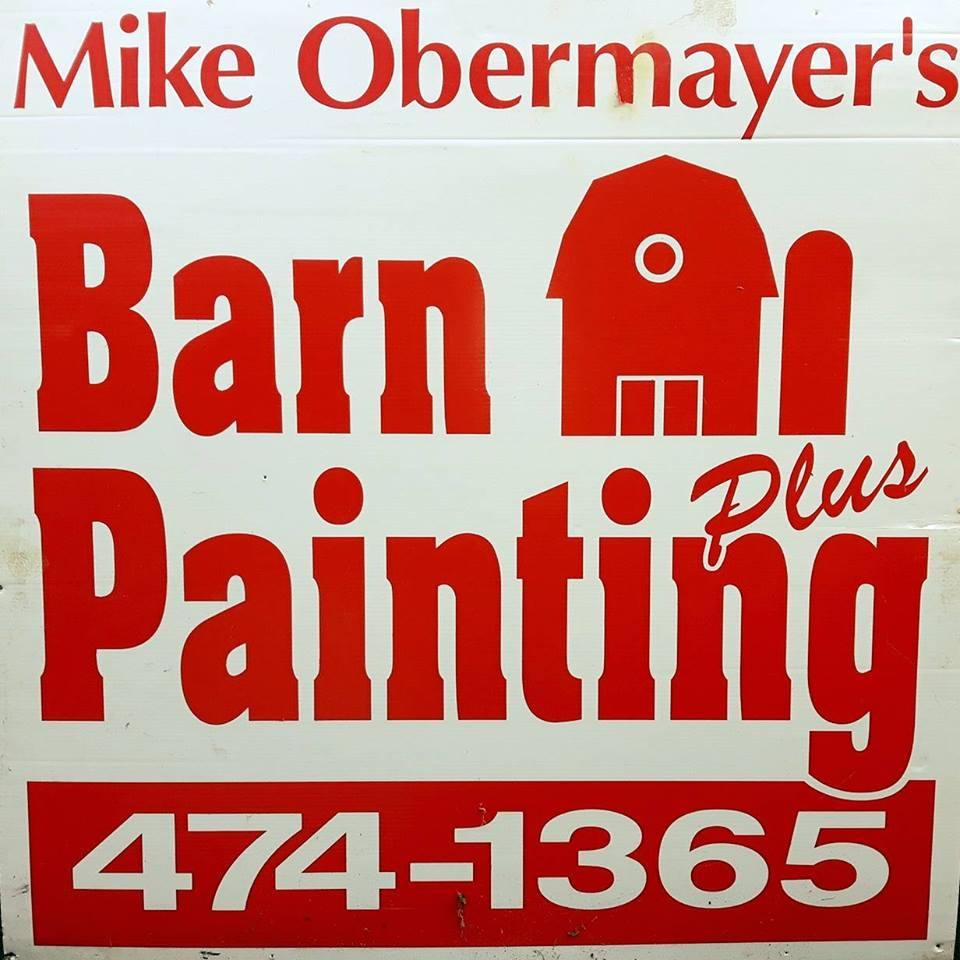 Barn Painting Plus Logo