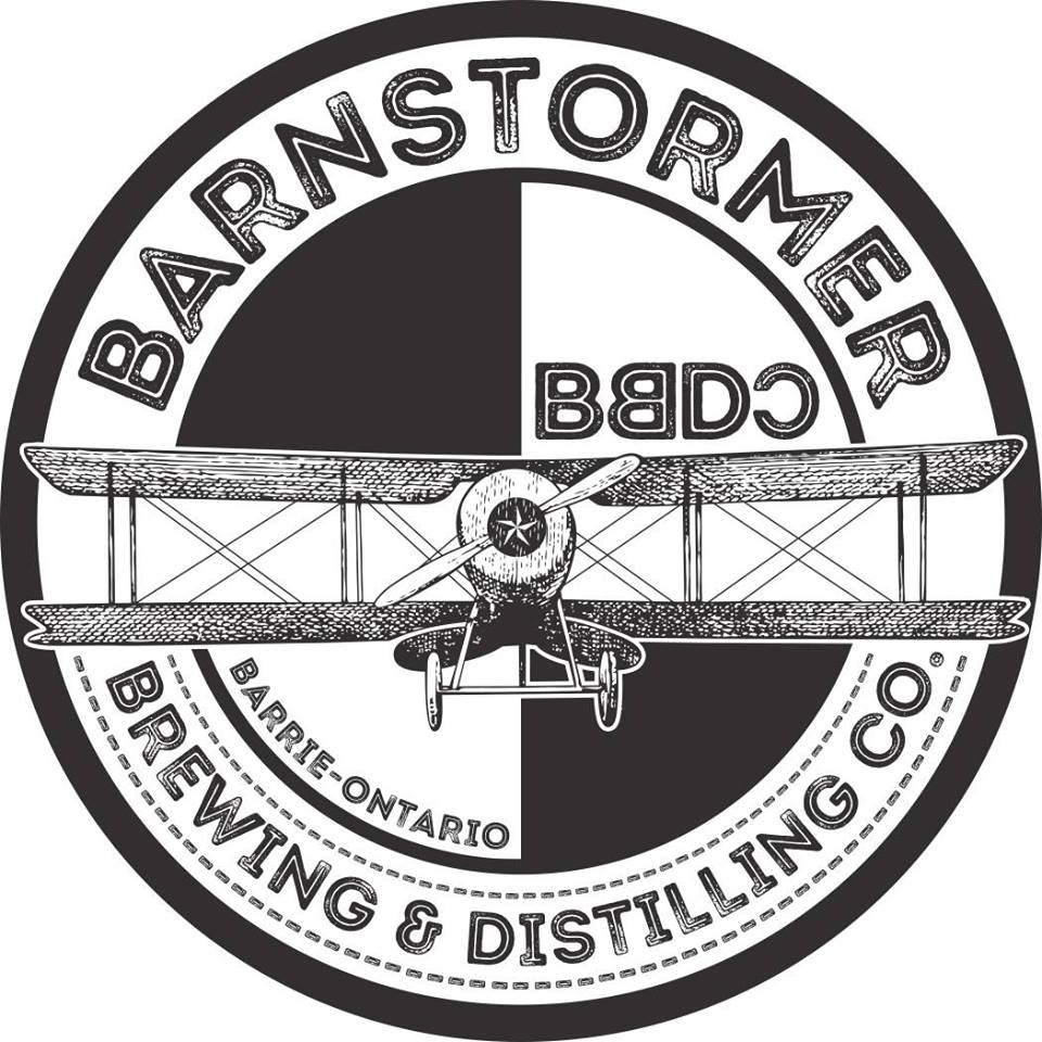 Barnstormer Brewing & Distilling Logo