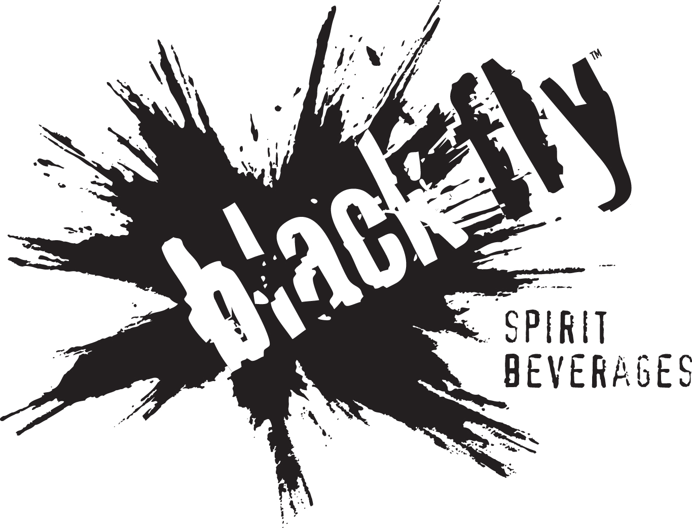 Black Fly Beverage Company Logo