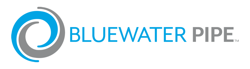 Bluewater Pipe Logo