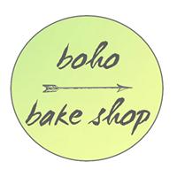 Boho Bake Shop Logo