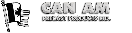 Can Am Precast Products Ltd. Logo