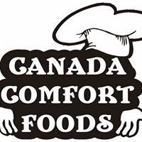 Canada Comfort Foods Logo