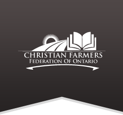 Christian Farmers Federation of Ontario Logo