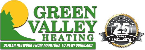 Green Valley Heating Logo