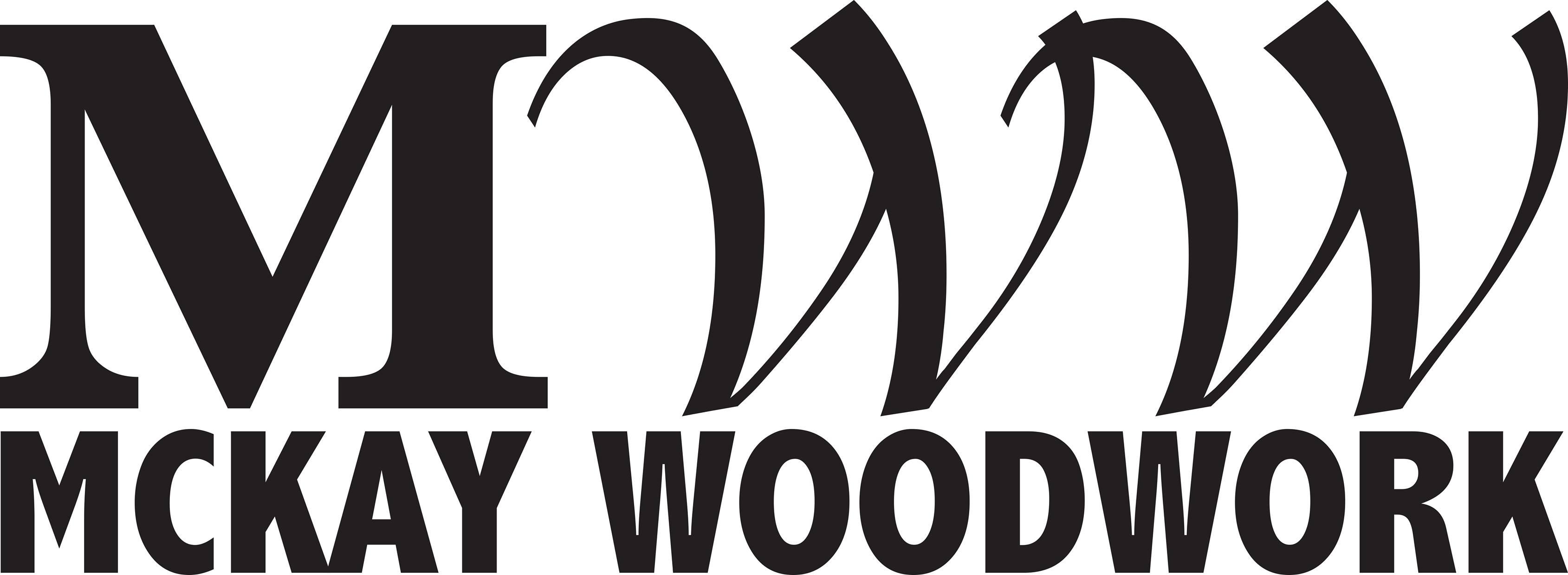 McKay Woodwork Logo