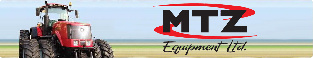 MTZ Equipment LTD Logo