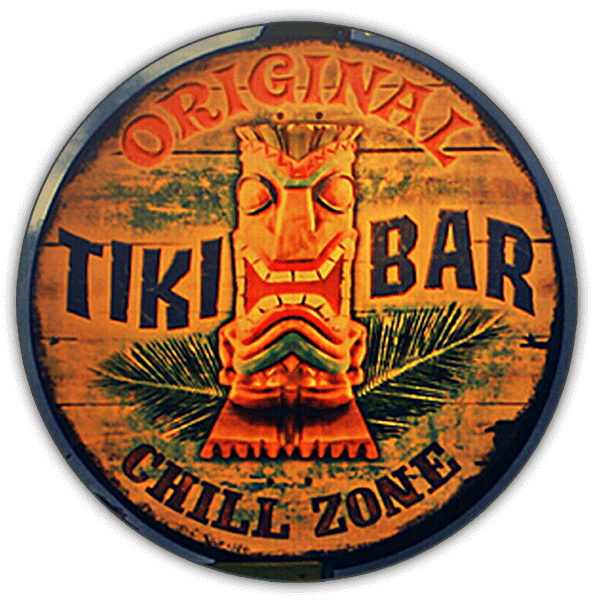Original Tiki Bar Logo
