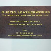 Rustic Leatherworks Logo