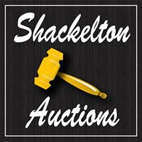 Shackelton Auctions Logo