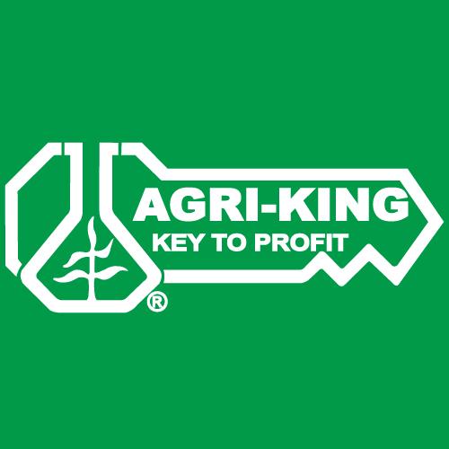 Silo-King Forage Treatment c/o Agri-King Inc. Logo
