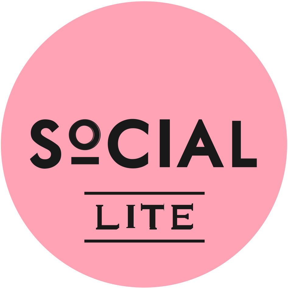 SoCIAL LITE Vodka Soda Logo