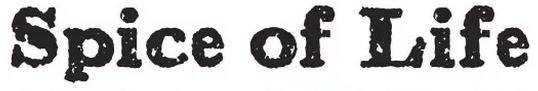 Spice of Life Logo