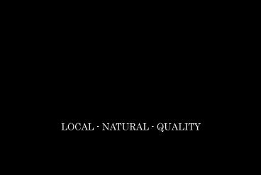 The Village Meat Shop Logo