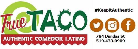 True Taco Logo