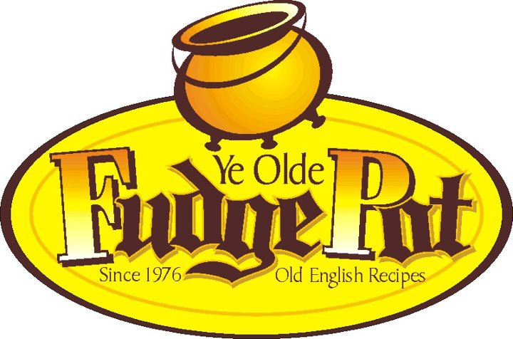 Ye Olde Fudge Pot Logo