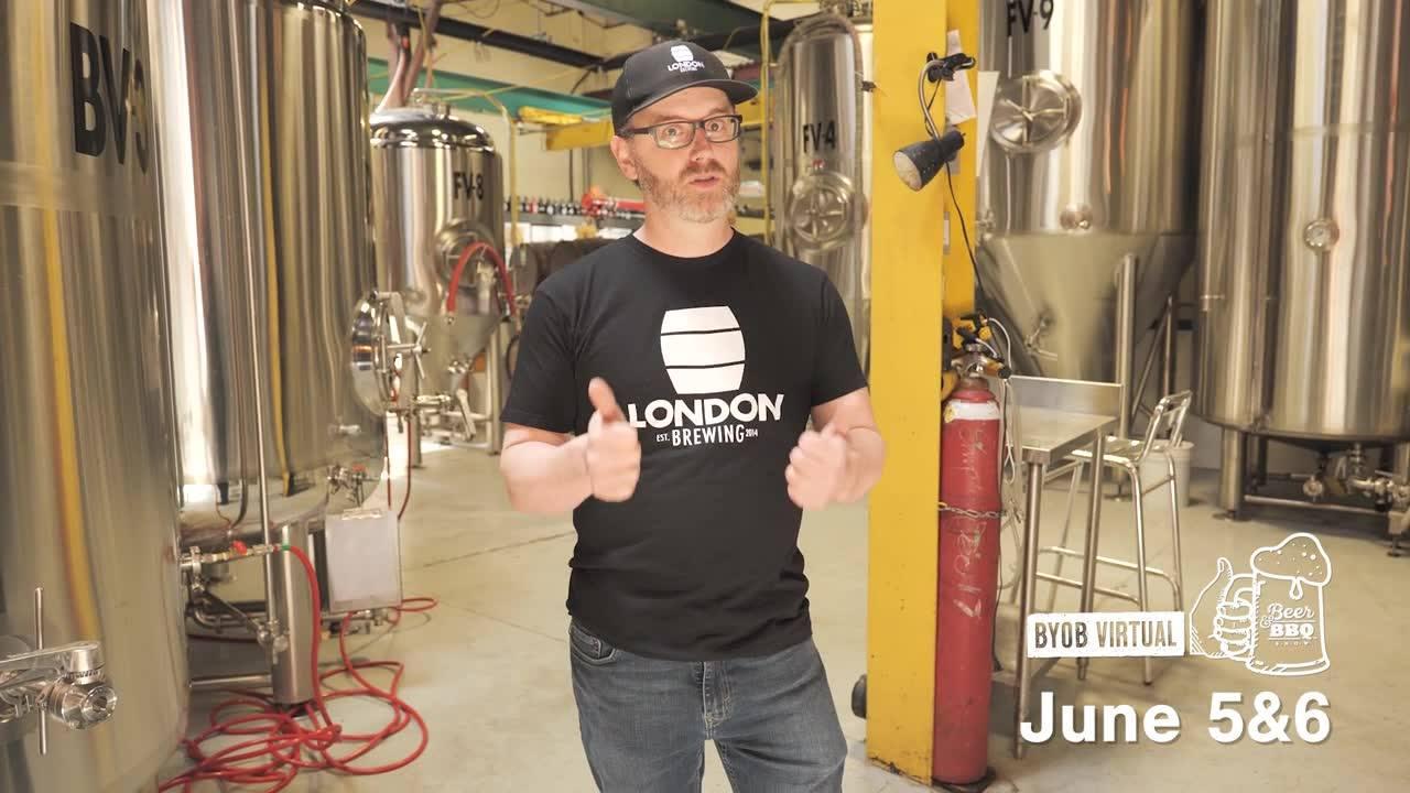 London Brewing Video Thumbnail