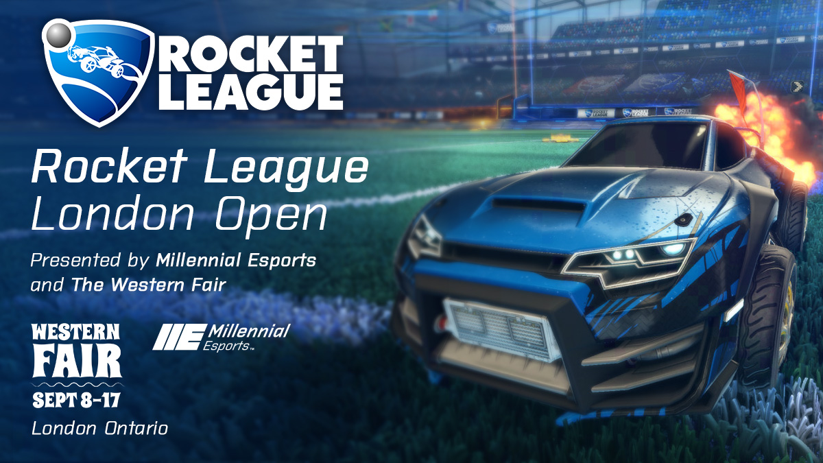 Rocket League London Open