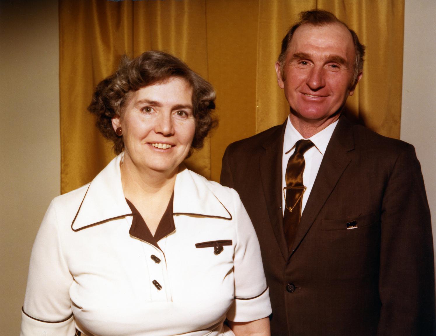J. Russel & Ruth Simpson