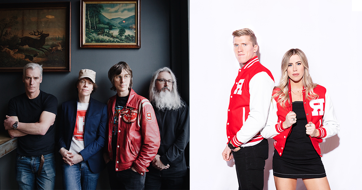 Sloan and The Reklaws