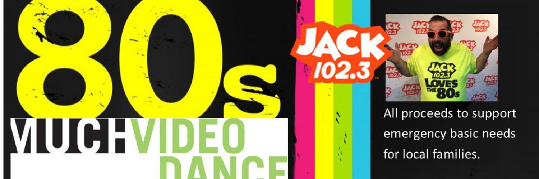 80s Dance Header