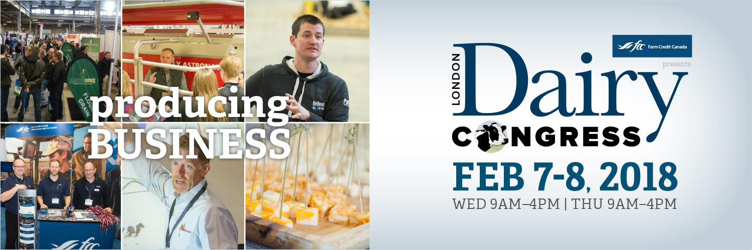 Dairy Congress - Producing Business