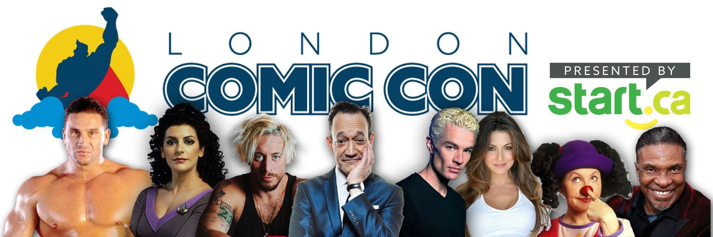 London Comic Con Headline Photo