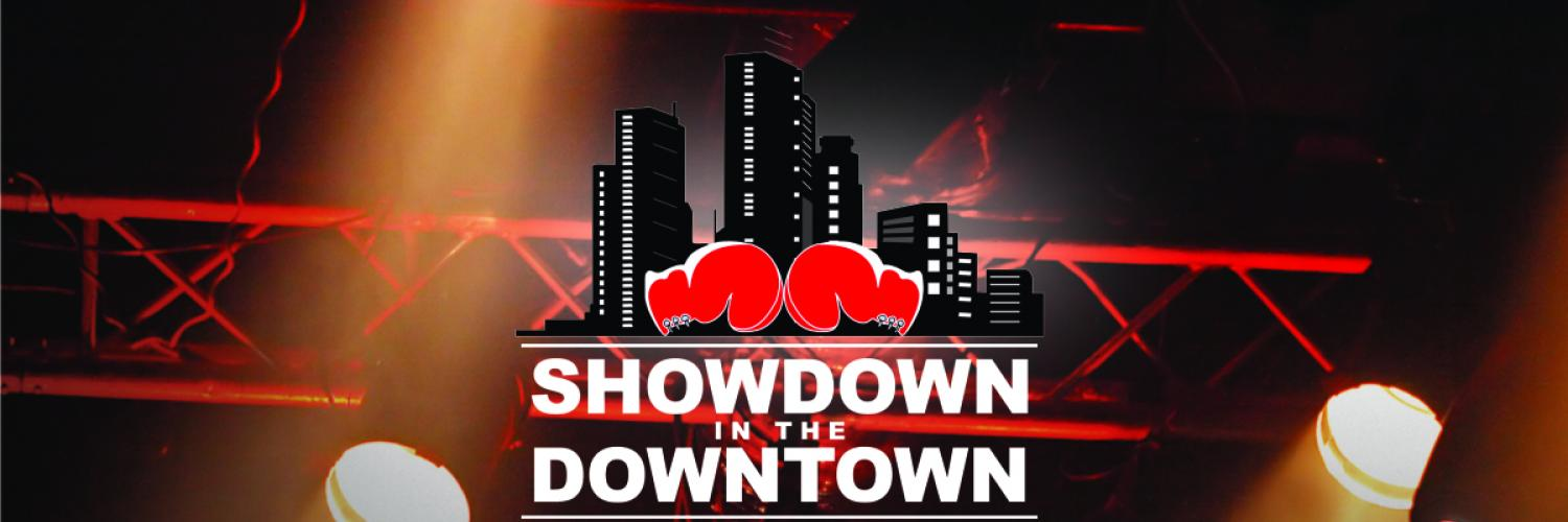 Showdown Event Banner